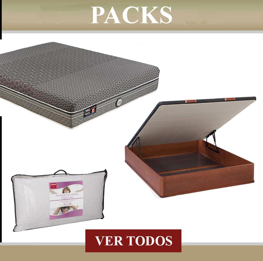 pack ahorro colchon y canape
