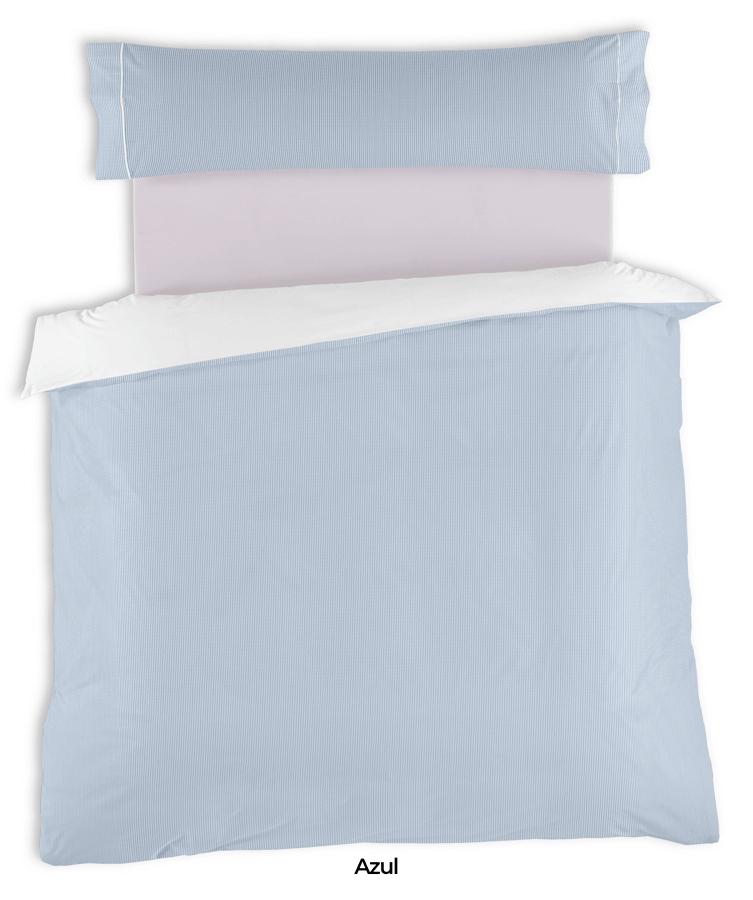 Funda nórdica Duo Greta Es-tela color azul