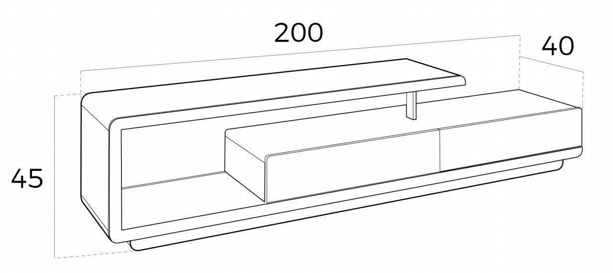 aparador f6080