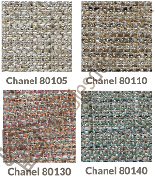 Tapizado gama Luxe Chanel