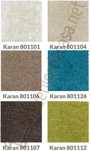 Tapizado gama luxe Karan