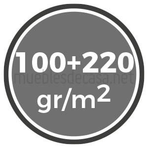 duo 100+220 gr