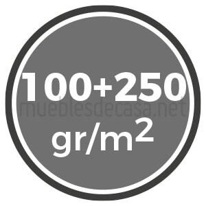 duo 100+250 gr
