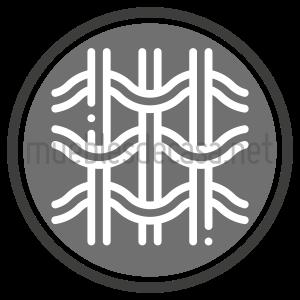 simbolo fibra