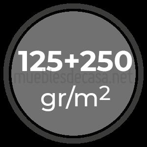 relleno gramaje duo 125+250