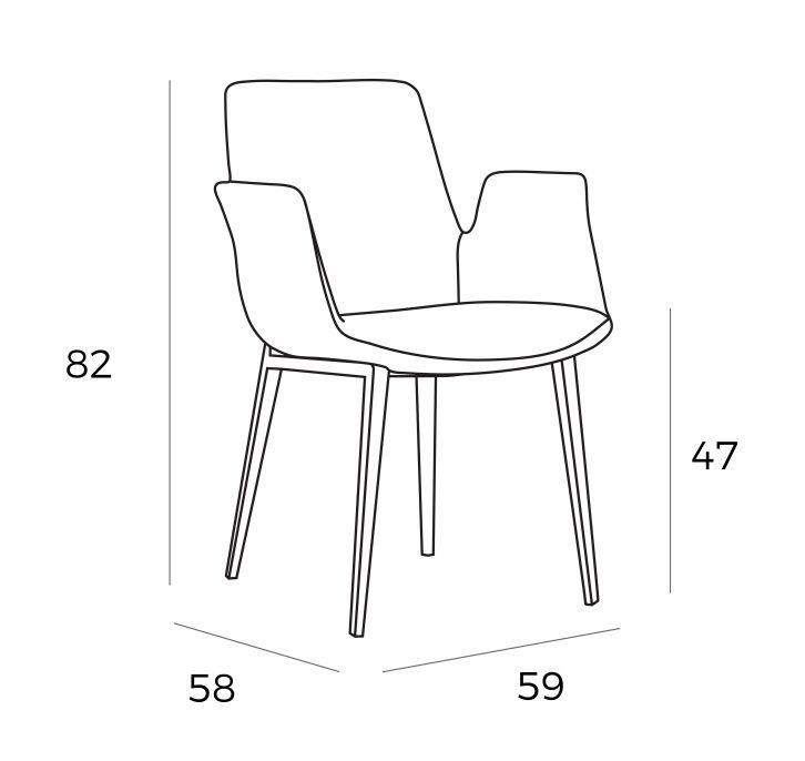 silla a 117