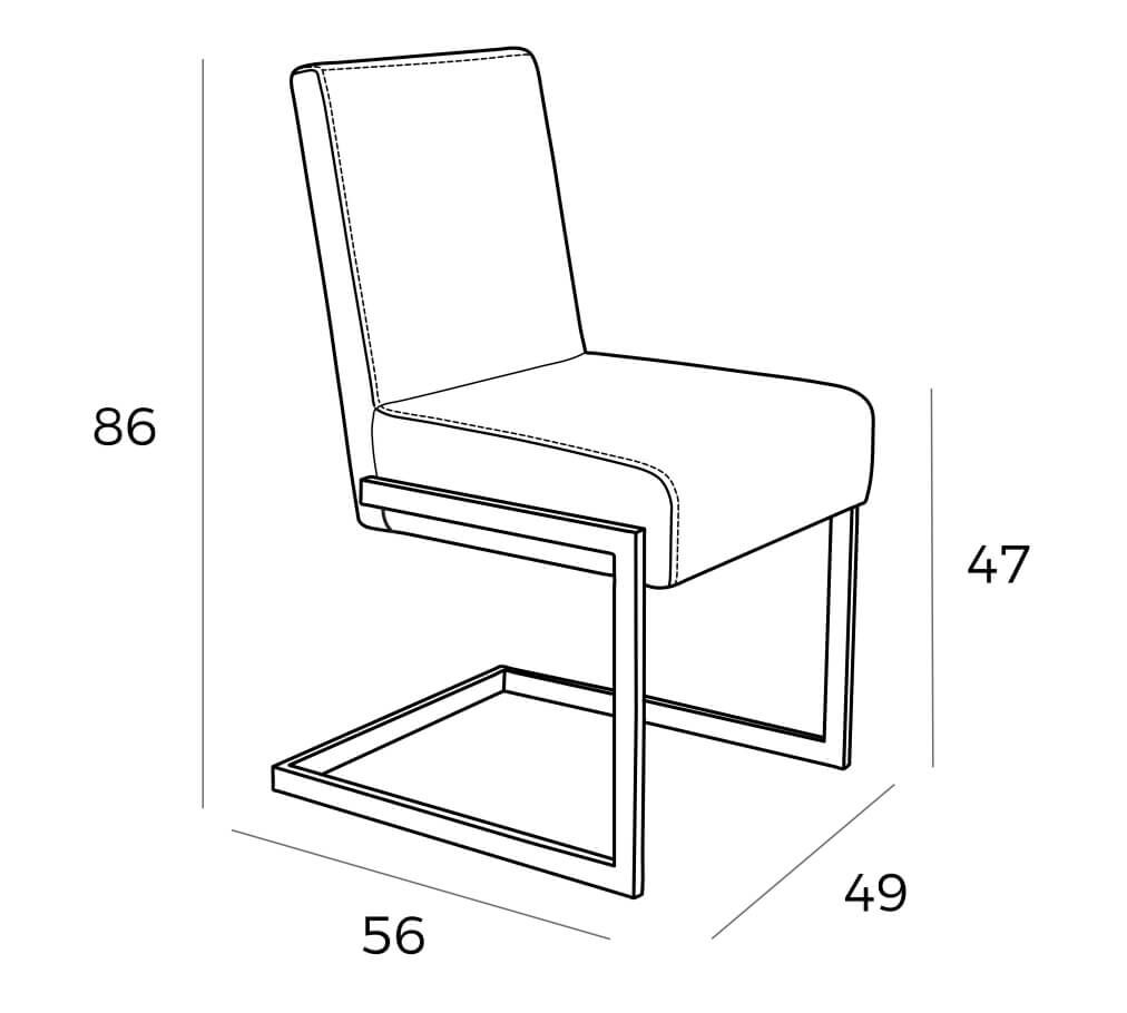 silla f3131