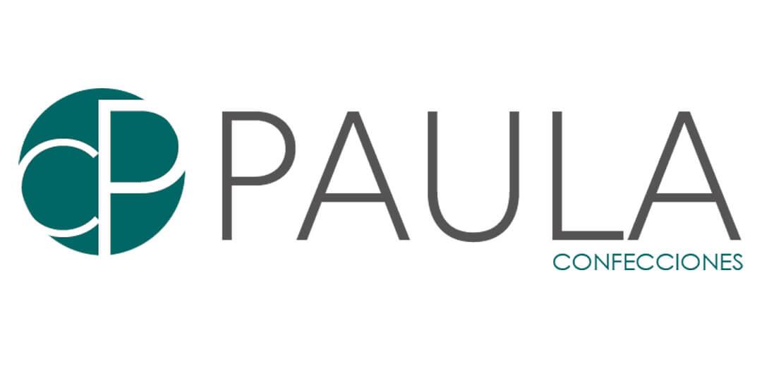 Logo confecciones paula